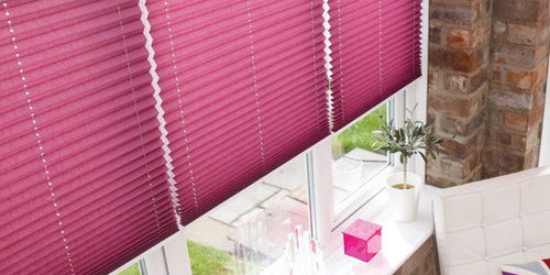 Pleated Blinds 1