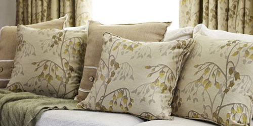 Curtains & Cushions 1
