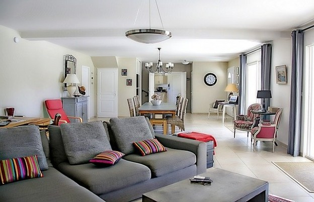 image of soft furnishings in a home